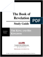 The Book of Revelation - Lesson 3 - Study Guide