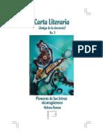 Carta Literaria No. 5