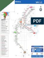Mapa Rutas Mio