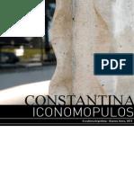 Iconomopulos Constantina