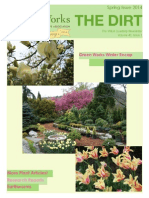 Spring Issue of the Dirt 2014