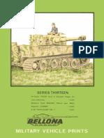 Bellona Military Vehicle Prints 13