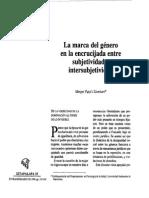 La marca del género en la encrucijada entre la subjetividad y la intersubjetividad.pdf