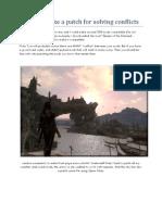 Maskar's Oblivion Overhaul Readme | Arrow | Pet