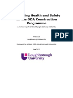Delivering Health and Safety