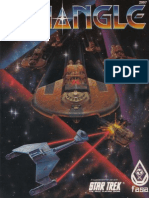 11312337 FASA Star Trek RPG the Triangle