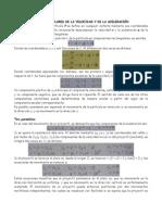 Componentes Rectangulares de La Velocidad y de La Aceleración