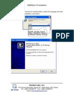 EB8000V410 Installation