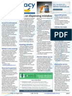 Pharmacy Daily for Fri 01 Aug 2014 - PBA on dispensing mistakes, Polarised MA Code opinion, Teva Aust expansion, Smoking cessation and much more