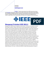 Mengenal Protokol IEEE 802.3