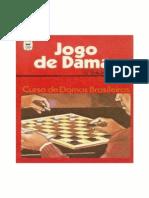 Jogo de Damas. Curso de Damas Brasileiras_1979
