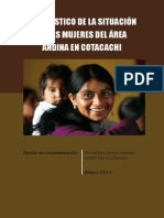 Diagnostico Situacion MujeresAndinas Cotacachi