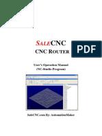 CNC Router ManualV4.4