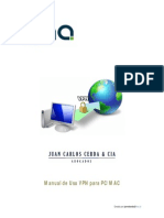 Manual de Uso VPN