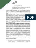 Reglamento Cuentas Afc