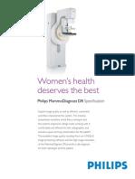 Mamografo Philips