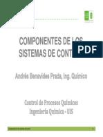 Componentes de Los Sistemas de Control de Procesos - Copia
