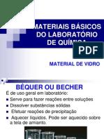 Materiais Bsicos Do Laboratrio de Qumica
