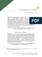 A Educação Basica No Brasil CURY