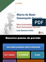PONENCIA Luis Guerrero