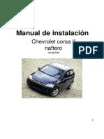 Chevrolet Corsa II Naftero