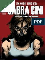 Cabra Cini Voodoo Junkie Hitwoman - Voodoo Trespass (6126935)