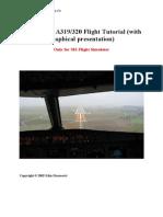 PSS Airbus A320 Flight Tutorial