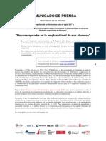 3735_2013!02!27_Nota de Prensa_Competencias y Empleabilidad