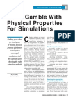 Don't Gamble With Physical Properties for Simulations - Carlson (1996)