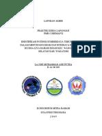 Laporan Pkl Pmb Coremap II Wakatobi (Liya Bahari Indah)