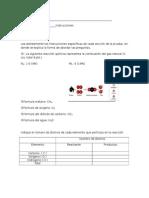 Ex Diagnostico de Temas Selectos de Quimica Uno