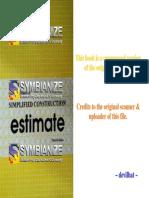 Simplified Construction Estimate-Fajardo