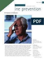 Profilaxis Migraña JNNP Pract Neurol 2007