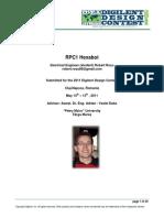 RPC1 Hexabot