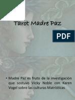 El Tarot Madre Paz