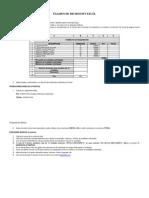 Exam Excel 2l