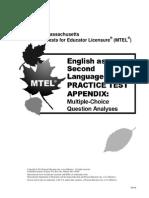 Ma Fld054 Pt Appendix
