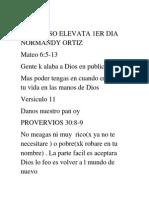 3ra Predica Elevate