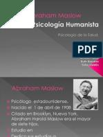 Abraham Maslow Ppt