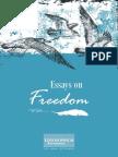 Essays on Freedom