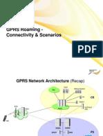 GPRS 3G Roaming