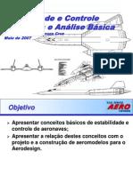 Aero Design para provas