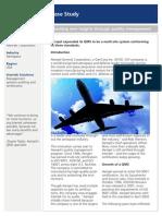 Aero-jet Case Study