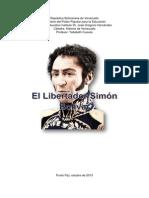Yurubí - El Libertador Simón Bolívar