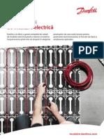 Incalzire Electrica Danfoss 2014
