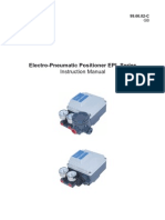 Electro Pneumatic Positioner