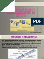 2. TIPOS de Radiaciones e Interaccion Con La Materia