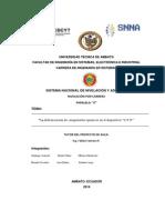 Proyecto de Quimica-Informe Final