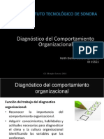 Presentacion Para Examen de Diagnostico Del Comportamiento Organizacional