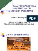 Estrategias Motivacionales.eduardo Díaz